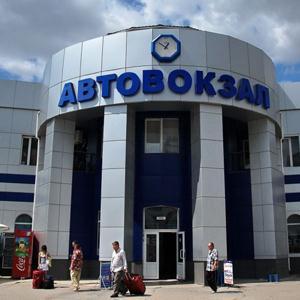 Автовокзалы Калининграда