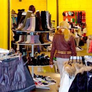 Магазины одежды и обуви Калининграда