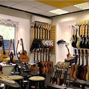 Музыкальные магазины Калининграда