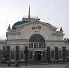 Железнодорожные вокзалы в Калининграде