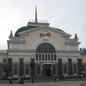 Железнодорожные вокзалы Калининграда